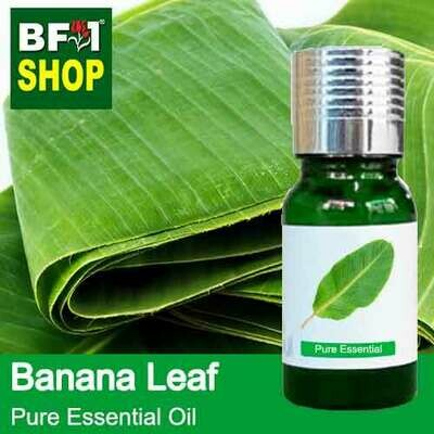 Pure Essential Oil (EO) - Banana Leaf Essential Oil - 10ml