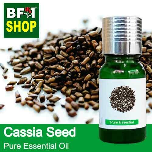 Pure Essential Oil (EO) - Cassia Seed Essential Oil - 10ml