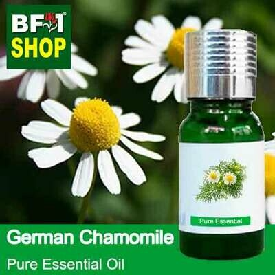 Pure Essential Oil (EO) - Chamomile - German Chamomile Essential Oil - 10ml