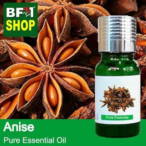 Pure Essential Oil (EO) - Anise Essential Oil - 10ml