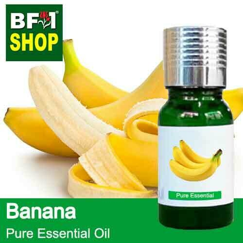 Pure Essential Oil (EO) - Banana Essential Oil - 10ml