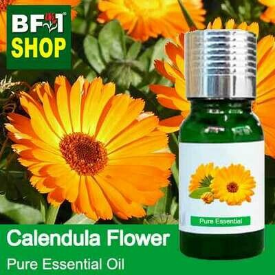 Pure Essential Oil (EO) - Calendula Flower Essential Oil - 10ml