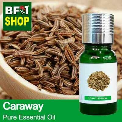 Pure Essential Oil (EO) - Caraway Essential Oil - 10ml