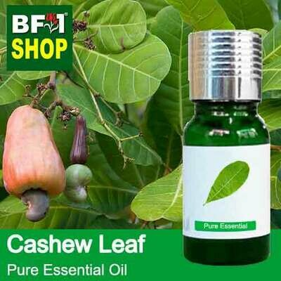Pure Essential Oil (EO) - Cashew Leaf ( Anacardium Occidentale ) Essential Oil - 10ml