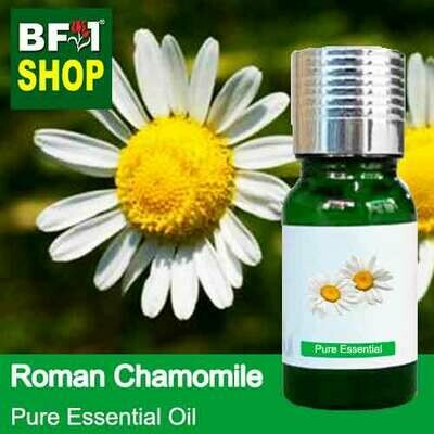 Pure Essential Oil (EO) - Chamomile - Roman Chamomile Essential Oil - 10ml