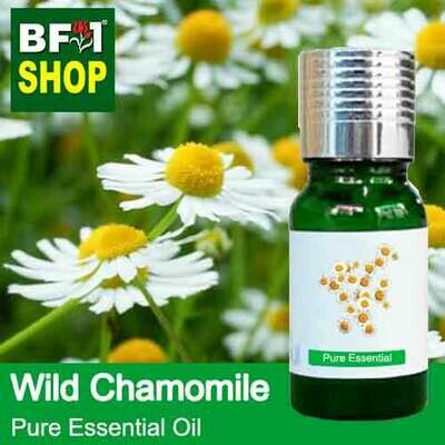 Pure Essential Oil (EO) - Chamomile - Wild Chamomile Essential Oil - 10ml