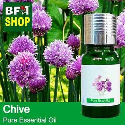 Pure Essential Oil (EO) - Chive ( Allium schoenoprasum L ) Essential Oil - 10ml