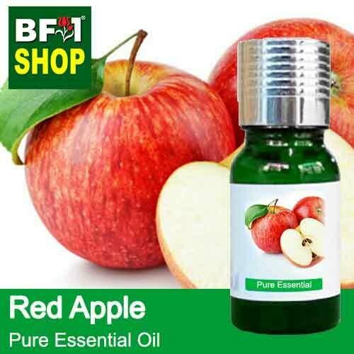 Pure Essential Oil (EO) - Apple - Red Apple Essential Oil - 10ml