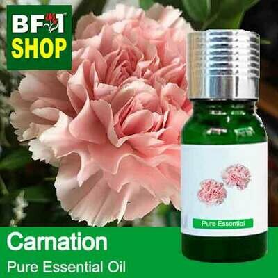 Pure Essential Oil (EO) - Carnation Flower Essential Oil - 10ml