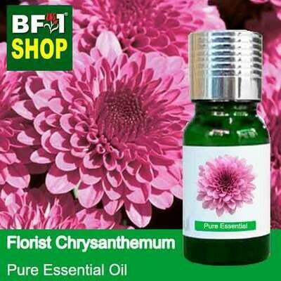 Pure Essential Oil (EO) - Chrysanthemum - Florists Chrysanthemum Essential Oil - 10ml