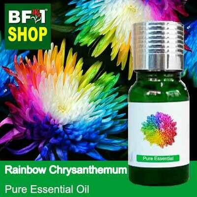 Pure Essential Oil (EO) - Chrysanthemum - Rainbow Chrysanthemum Essential Oil - 10ml