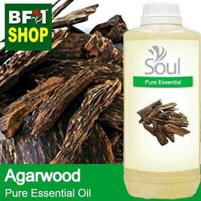 Pure Essential Oil (EO) - Agarwood Essential Oil - 1L