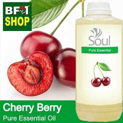 Pure Essential Oil (EO) - Cherry Berry Essential Oil - 1L