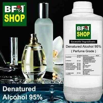 Alcohol - Denatured Alcohol 95% ( Perfume Grade ) - 1L