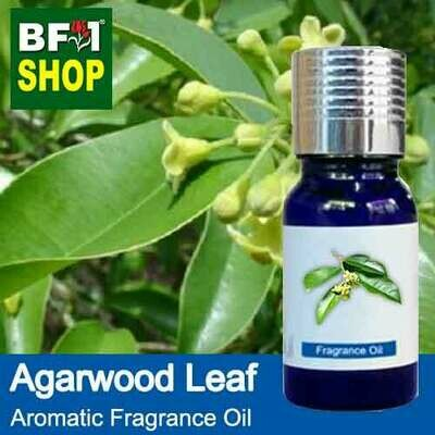 Aromatic Fragrance Oil (AFO) - Agarwood Leaf - 10ml