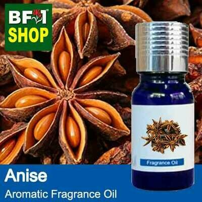 Aromatic Fragrance Oil (AFO) - Anise - 10ml