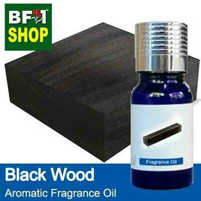 Aromatic Fragrance Oil (AFO) - Black Wood - 10ml