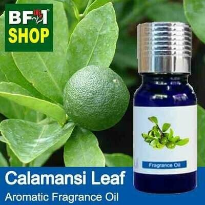 Aromatic Fragrance Oil (AFO) - Calamansi Leaf - 10ml