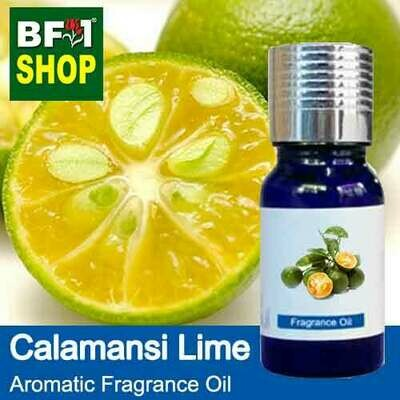 Aromatic Fragrance Oil (AFO) - Calamansi Lime - 10ml