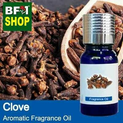Aromatic Fragrance Oil (AFO) - Clove - 10ml