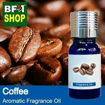 Aromatic Fragrance Oil (AFO) - Coffee - 10ml
