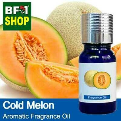 Aromatic Fragrance Oil (AFO) - Cold Melon - 10ml
