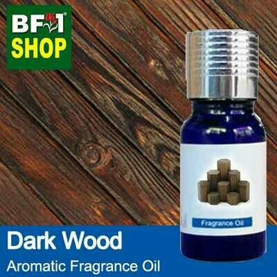 Aromatic Fragrance Oil (AFO) - Darkwood - 10ml