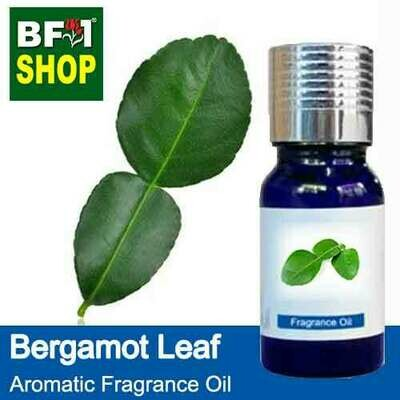 Aromatic Fragrance Oil (AFO) - Bergamot Leaf - 10ml
