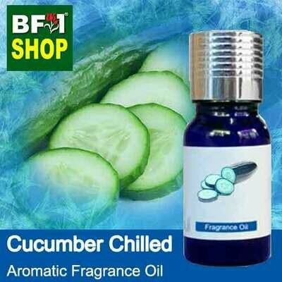 Aromatic Fragrance Oil (AFO) - Cucumber Chilled - 10ml
