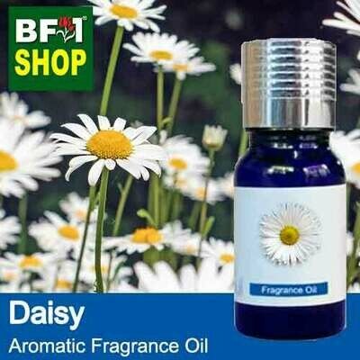 Aromatic Fragrance Oil (AFO) - Daisy - 10ml