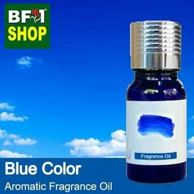 Aromatic Fragrance Oil (AFO) - Blue Color - 10ml