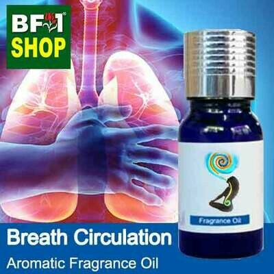 Aromatic Fragrance Oil (AFO) - Breath Circulation - 10ml