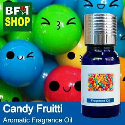 Aromatic Fragrance Oil (AFO) - Candy Fruitti - 10ml