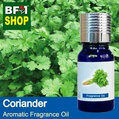 Aromatic Fragrance Oil (AFO) - Coriander - 10ml