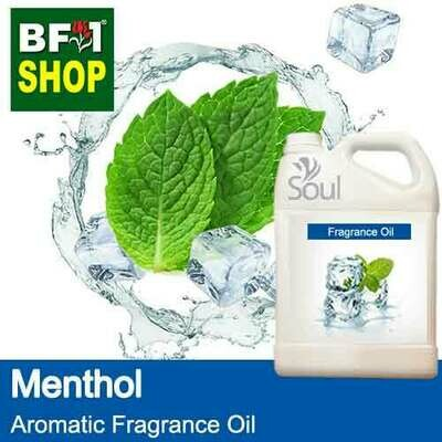 Aromatic Fragrance Oil (AFO) - Menthol - 5L