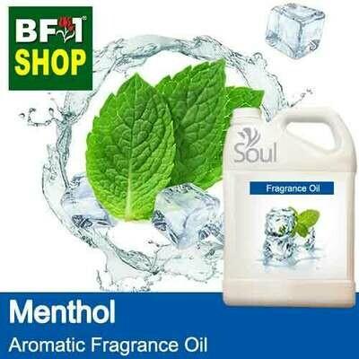 Aromatic Fragrance Oil (AFO) - Menthol - 5L