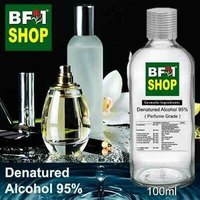 Alcohol - Denatured Alcohol 95% ( Perfume Grade ) - 100ml