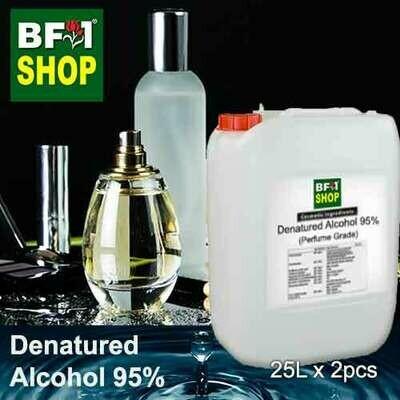Alcohol - Denatured Alcohol 95% ( Perfume Grade ) - 50L