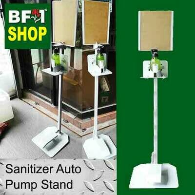 Sanitizer Auto Pump Stand for All kind of Pump Bottle 1 Unit ( For Pick Up Only )