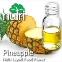 Food Flavor Pineapple 01744