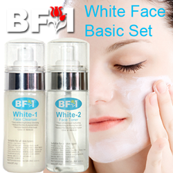 Whitening Facial Basic Set WFBS