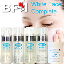 Whitening Facial Complete Set