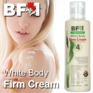 White Body Firm Cream - 200ml WBFC
