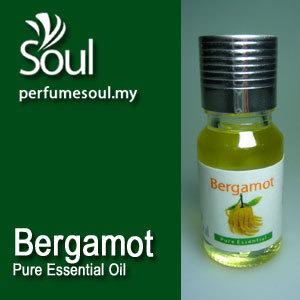 Pure Essential Oil - Bergamot Oil