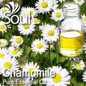 Pure Essential Oil - Chamomile - Wild Charmomile Oil