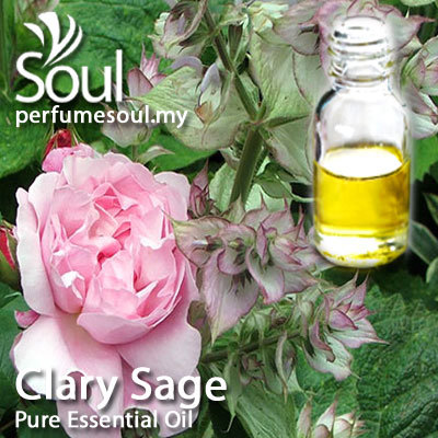 Pure Essential Oil - Clary Sage Oil
