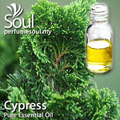 Pure Essential Oil - Cypress Oil