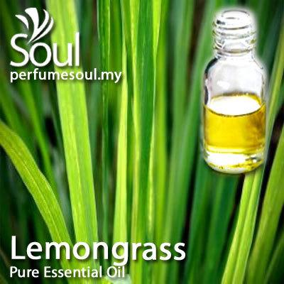 Pure Essential Oil - Lemongrass Oil
