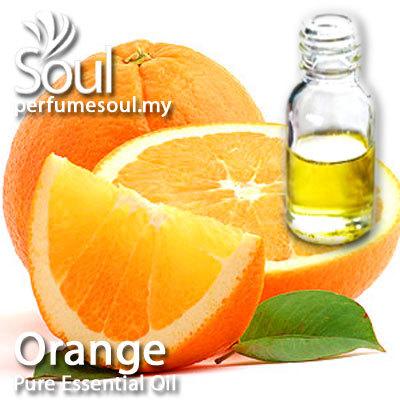 Pure Essential Oil - Orange Oil