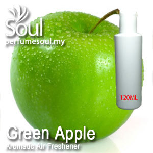 Aromatic Air Freshener - Green Apple